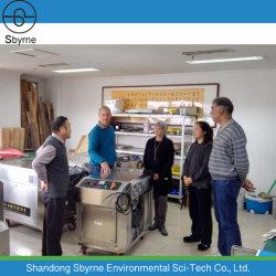 OEMの家禽の水処理のための自動殺菌の産業家禽挿入洗浄装置