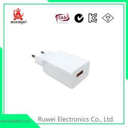 携帯電話のアクセサリ旅行充電器5V/2Aは充電器USBの絶食する