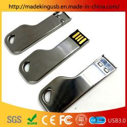 Llave de metal ultraligero unidad Flash USB/Flash Drive