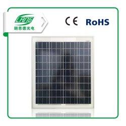 PV 18.6% de eficiencia 40W 2bb batería solar