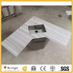Твердой поверхности ламината Quartz /гранита/мраморным туалетным столиком и столешницами