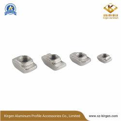 Profil d'Extrusion d'aluminium 2020 T T L'écrou d'accessoires