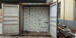 Congelatore Per Contenitori 20ft, Contenitore per celle frigorifera 40FT