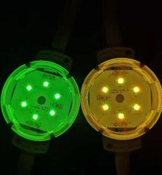 RGB Licht van de Koepel van het Pixel voor de Decoratie van Bruggen