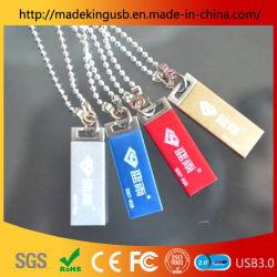 2019 новой личности водонепроницаемый металлический флэш-накопителя USB/USB Memory Stick™