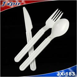 공장 직접 고품질 처분할 수 있는 플라스틱 백색 칼붙이