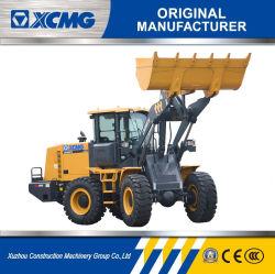 XCMG Charge nominale de 3 tonnes mini chargeuse à roues de petite extrémité avant avec la CE