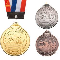 Pas de MOQ Logo personnalisé de gros de l'émail dur doux souvenirs de l'or en laiton Silver Flag Brooch Médaille de la sécurité insigne métallique Épinglette pour cadeau promotionnel (YB-M-221)