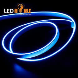 SMD3838 / 24V シリコン RGB デジタルプログラマブル LED ネオンチューブライト、クリスマス / パークデコレーション用 DC12V フレックス LED ストリップ付き