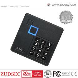 ドアのアクセス制御システムIP65はスマートなICチップPrximityのカード読取り装置のWiegandのカード読取り装置を防水する