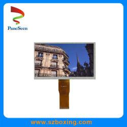 """7.0"""" TFT-LCD couleur DLO Module avec 1024 (RVB) *600 points pour Tablet PC d'empreintes digitales"""