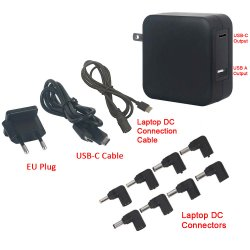 Функции универсальной USB C Pd быстрое зарядное устройство