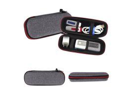 Rectángulo Lightweight Portable Hard Shell EVA Estuche de almacenamiento para todo tipo de plumas y lápices