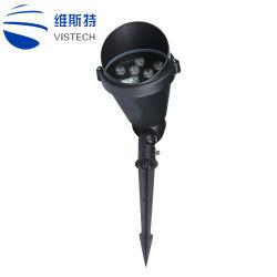 Водонепроницаемый чехол для установки вне помещений IP65 пейзаж лампы 12V 9 12 Вт Светодиодные лампы в саду