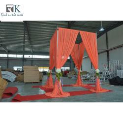 Портативный свадьбы палатка трубопровода на фоне Drapesystems комплекты свадебных этапе фоне