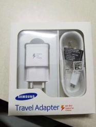 Para a Samsung Galaxy S10 S10lite S10 1m de cabo de dados de carga do tipo C carregador rápido de viagem rápida Original Carregador de parede