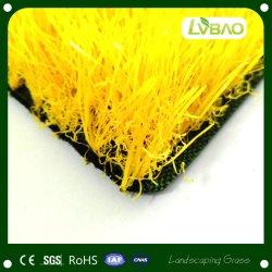 Желтый красный синий черный цвет ландшафт травы прочного УФ-сопротивление поддельные во дворе дома на лужайке в саду травы украшения из синтетических материалов в коммерческих целях искусственных травяных