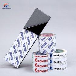 Imprimindo White-Black proteção superficial películas de PE para porta de alumínio e janelas com resistente a UV