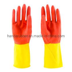 55g d'articles ménagers épurateur de nettoyage à base de silicone résistant à la chaleur des gants pour les ustensiles de cuisine