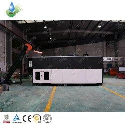 La inyección de plástico moldeado por soplado que hace la máquina de bebidas agua mineral pura de Pet máquinas de la botella de aceite Mango Precio 1.25-6L Servo maquinaria fabricada en China