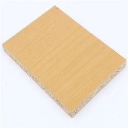 9mm/12mm/18mm couleur en bois de qualité E1 de la mélamine des panneaux de particules ou panneaux de particules
