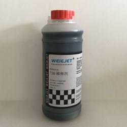 Fabrik-Preis-wasserbasierte Tinte Weiejet 730 Massentinten-zahlungsfähige Tinte für Cij Drucker
