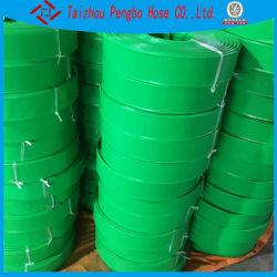 """Uma agricultura de alta qualidade de PVC de irrigação 3 """" 4 """" com 3 Bar ficar nivelada a mangueira de água"""