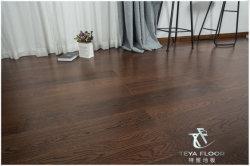 El café de roble Color /diseñado el suelo de madera/parqué Suelo de parquet de Arte/aceite/Mat/MADERA Cera/ materiales de construcción