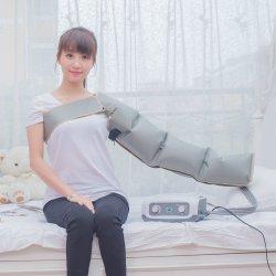 공기 압축 림프 마사지 기기를 사용한 림프부종 치료에 적합 다리 피oblems를 앓고 있는 사람들을 위한