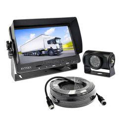 7-duim 2 de Boot van de Input AV/de Monitor van de Auto/van de Vrachtwagen voor het AchterSysteem van de Mening