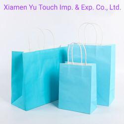 De forma personalizada embalagem comercial de papel de embalagem lado Recreio Dom Bag