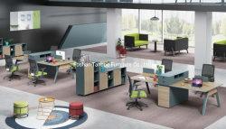 Высокое качество управления разделами современной деревянной отделение для сотрудников в таблице
