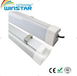 50 واط، 150 لومن/واط، ضوء LED ثلاثي مقاومة للإضاءة الخارجية/الداخلية، قابل للإضاءة بضوء LED ثلاثي