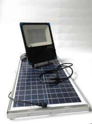 Новый Светодиодный прожектор солнечной энергии с сильным стекла