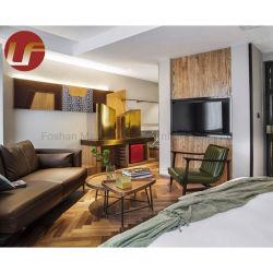 Cama de madeira chineses Novo Estilo Clássico nobreza com Novo Design Hotel de luxo do mobiliário antigo