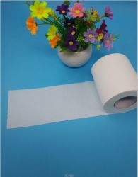 Salle de Bain Prix de gros 2/3 plis du papier de toilette en papier-tissu de bambou