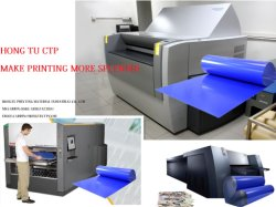 Piatto positivo termico del metallo PCT di stampa a un solo strato