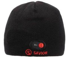Salvador SHH01B de la batería eléctrica recargable calienta deporte de inviernos Hat