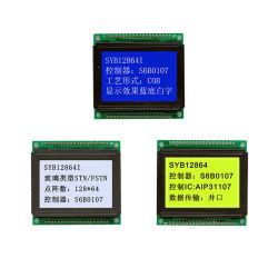 128X64 Mini 12864 puntos de la pantalla LCD de 20 pines paralelo de 8 bits el panel LCD de la interfaz del módulo de 128X64