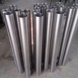 دقة عالية ASTM B861 Gr5 أنبوب سلس من التيتانيوم بقدرة 4 فولت وبمعدل 6 بوصات للصناعة