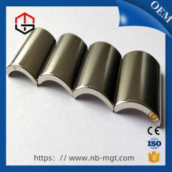 Gemagnetiseerde Veelpolige Permanente Gesinterde Sterke Zwarte Epoxy van de Magneet van het Neodymium NdFeB