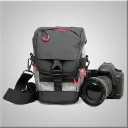 Etui pour appareil photo de mode unisexe, peut prendre que les hommes du sac d'élingue & Sac en bandoulière pour Nikon, Canon, Drsl, appareil photo numérique le sac et sac d'UAV, appareil photo à la taille