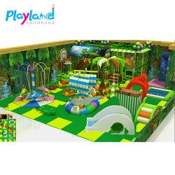 ملعب أطفال داخلي تجاري مخصص للعب الناعم