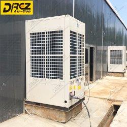 Parte central de paquetes de evento al aire libre Tienda Taller Exposición Comercial Air-Cooled HVAC Acondicionador de aire portátiles industriales
