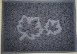Coussin antidérapantes gaufré porte Bobine PVC mat mat