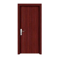 Водонепроницаемый дружественность с покрытием из ПВХ деревянные двери