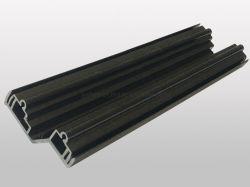 Hohe haltbare ABS zerteilt Plastikstrangpreßverfahren Plastikteile für Kühlraum