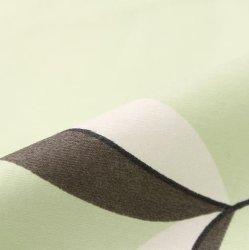 Eco Friendly chiffon satinette 100% organique en tissu de coton pour les vêtements