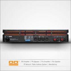 Buon amplificatore di potere professionale dell'amplificatore 4*4400W Fp-14000q dell'alimentazione elettrica dell'interruttore di qualità