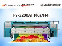 10FT numérique grand format solvant traceur jet d'encre d'Infiniti Challenger à plus de l'AF-3200H4